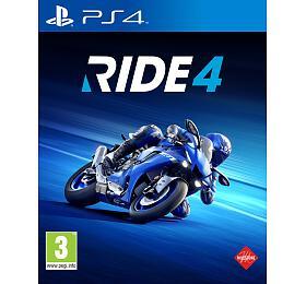 PS4 - Ride 4 - Ubisoft