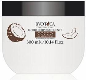 Byotea Essential Care vyživující tělové máslo s kokosem 300ml - Byotea