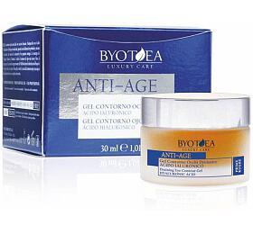 Byotea Luxury Care ANTI-AGE drenážní gel na oční okolí s KH 30ml - Byotea
