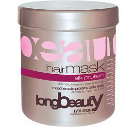 Maska na vlasy Evolution SETA proteiny hedvábí, pro objem, hustotu a sílu 1000ml - Evolution