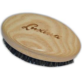 Luxina Kartáč na vousy, dřevo a směs kančích štětin a nylonu - Luxina