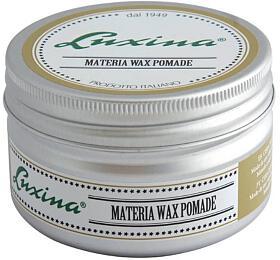 Luxina MATERIA WAX POMADE vosk extrémně definující RAZOR FADE 100ml - Luxina