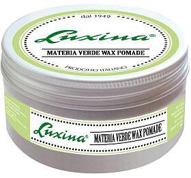Luxina MATERIA WERDE WAX POMADE vosk extrémně definující RAZOR FADE s Aloe Vera 100ml - Luxina