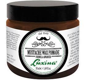 Luxina MUSTACHE WAX POMADE vosk pro vousy, kvalitní přirozené zpevnění 50ml - Luxina