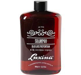 Luxina ŠAMPON proti padání vlasů s komplexem Serenoa Repens 400ml - Luxina