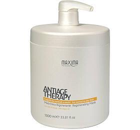 Maxima ANTIAGE Maska revitalizační s keratinem, arganovým olejem pro vystresované vlasy, 1000 ml - Maxima