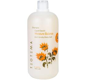 Teotema Moisture Šampon vyživující a hydratační pro suché a krepaté vlasy, 1000 ml - Teotema