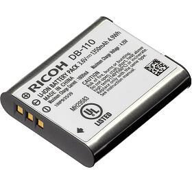 Nabíjecí baterie pro fotoaparát L-ion DB-110 OTH - Ricoh