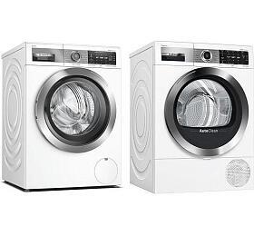 SET Pračka Bosch WAX32EH0BY HomeProfessional + Sušička Bosch WTX87EH0EU HomeProfessional - Bosch