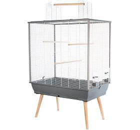 Klec ptáci NEO Jili XL šedá Zolux - ZOLUX