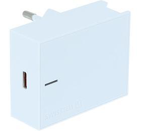SWISSTEN SÍŤOVÝ ADAPTÉR PD 20W FOR IPHONE 12 BÍLÝ (22050600) - Swissten