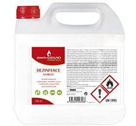 Anti-COVID PROFEX dezinfekce 3l - Ostatní