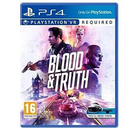 HRA SONY PS4 Blood and Truth VR - Sony