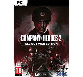 PC - Company of Heroes 2: All Out War Edition - Sega