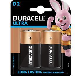 Alkalická baterie Duracell Ultra D 1400 LR20 2ks - DURACELL