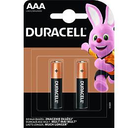Alkalická baterie Duracell Basic AAA 2400 2ks - DURACELL