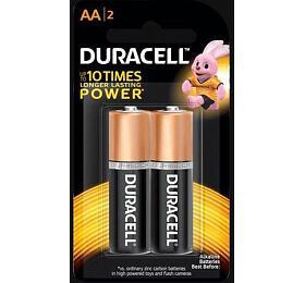 Alkalická baterie Duracell Basic AA 1500 2ks - DURACELL