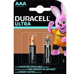 Alkalická baterie Duracell Ultra AAA 2ks - DURACELL
