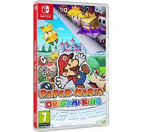 Paper Mario: Origami King hra Nintendo - Nintendo