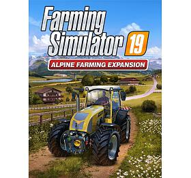 PC - Farming Simulator 19:Alpine Farming Expansion - Ubisoft