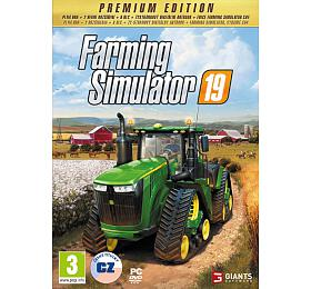 PC - Farming Simulator 19: Premium Edition - Ubisoft
