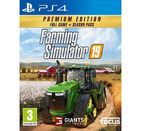 PS4 - Farming Simulator 19: Premium Edition - Ubisoft