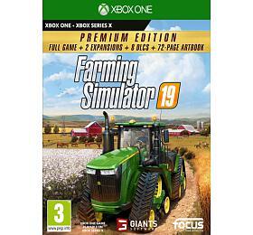 XONE - Farming Simulator 19: Premium Edition - Ubisoft