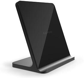 Bezdrátová nabíječka EPICO Wireless Stand PRO 15W, černá (9915111300009) - Epico