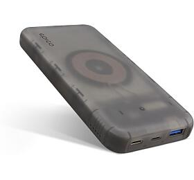 Epico WIRELESS PD POWER BANK - transparent - Epico