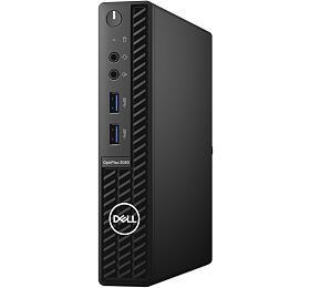 DELL OptiPlex 3080 Micro MFF/ i3-10100T/ 8GB/ 128GB SSD/ Wifi/ W10Pro/ 3Y Basic on-site (6WKMR) - Dell