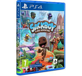 HRA PS4 Sackboy A Big Adventure! - Sony