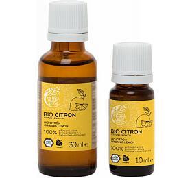 Tierra Verde Esenciální olej Citron BIO (10 ml) - dodává optimismus - Tierra Verde