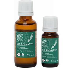 Tierra Verde Esenciální olej Rozmarýn BIO (10 ml) - životabudič - Tierra Verde