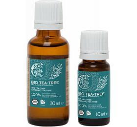 Tierra Verde Esenciální olej Tea tree BIO (30 ml) - antibakteriální pomocník - Tierra Verde