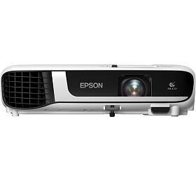 EPSON EB-W51, 4000 Ansi,WXGA,16:10 + plátno Aveli 200 x 125 (V11H977040) - Epson