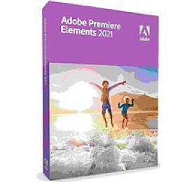Premiere Elements 2021 WIN CZ FULL BOX (65312790) - Adobe