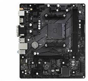 ASRock MB Sc AM4 B550M-HDV, AMD B550, 2xDDR4, HDMI, DVI - ASROCK
