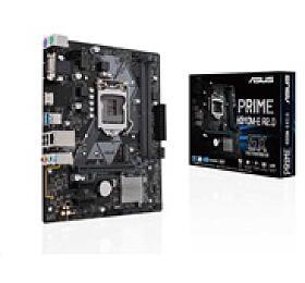 ASUS MB Sc LGA1151 PRIME H310M-E R2.0, Intel H310, 2xDDR4, VGA, mATX (90MB0Z20-M0EAY0) - Asus