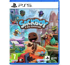 Hra pro PS5 SONY Sackboy A Big Adventure! - Sony