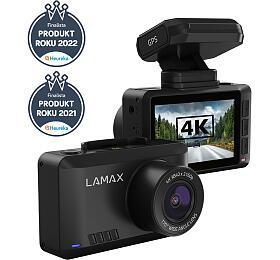 Autokamera LAMAX T10 4K GPS (s hlášením radarů) - Lamax