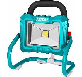 Světlo pracovní přenosné, 20V Li-ion, 2000mAh - bez baterie a nabíječky TOTAL-TOOLS - Total