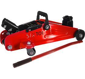 Pojízdný hydraulický zvedák 2t nízkoprofilový SX Jack MINI 2T SIXTOL - Sixtol