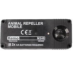 Odpuzovač hlodavců KEMO M248 na baterie - KEMO