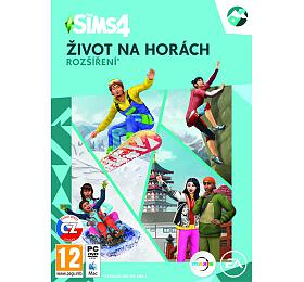 PC - The Sims 4 - Život na horách ( EP10 ) - ELECTRONIC ARTS
