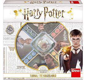 Společenská hra Dino Harry Potter: Turnaj tří kouzelníků - Dino