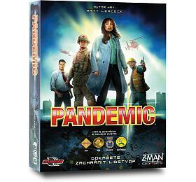 Společenská hra ADC Blackfire Pandemic - ADC Blackfire