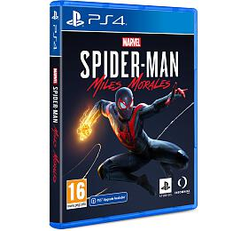 PS4 - Marvel's Spider-Man MMorales (PS719817420) - Sony