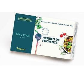 TREGREN Provensálské bylinky (kapsle se semeny, 6 ks) (SEEDPOD93) - Tregren