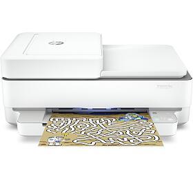 HP DeskJet Plus InkAdvantage 6475 All-in-One (A4 ,10/7 ppm, Duplex,USB, Wi-Fi, print, Scan, Copy, Fax, ADF) (5SD78C) - HP