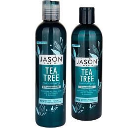 Šampon a kondicionér na vlasy JASON tea tree - Jason